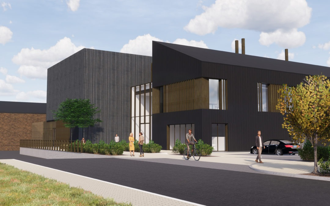New Innovation Centre will promote green energy systems in the West Midlands