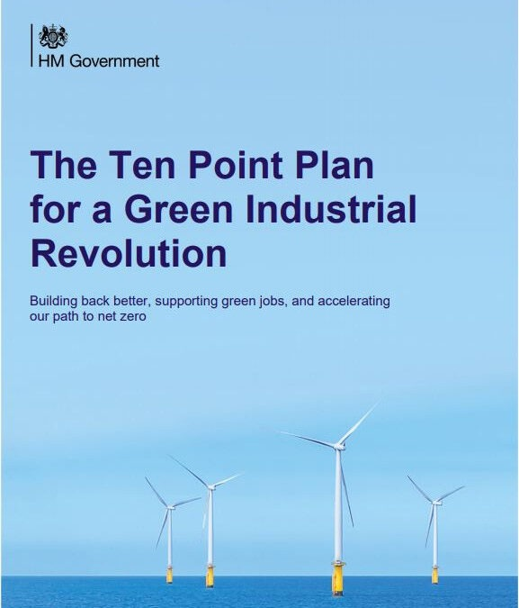 Tyseley Energy Park responds to Government Green Industrial Revolution Announcement