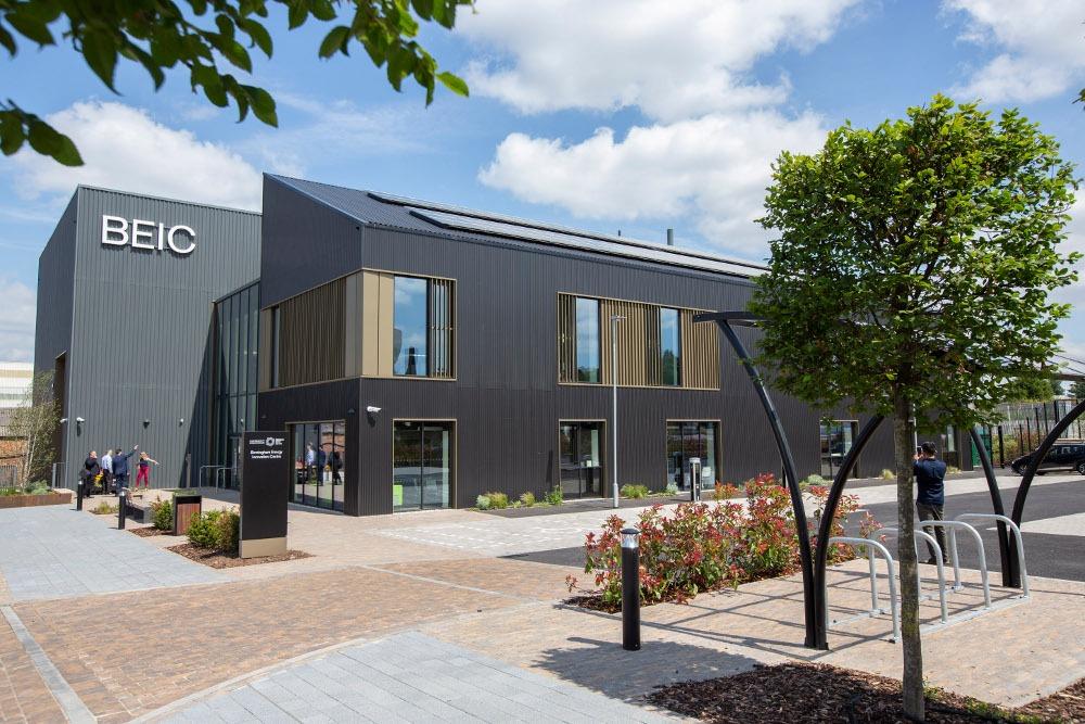 Birmingham Energy Innovation Centre opens at Tyseley Energy Park
